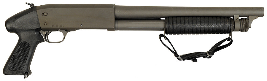 Ithaca M37 Stakeout