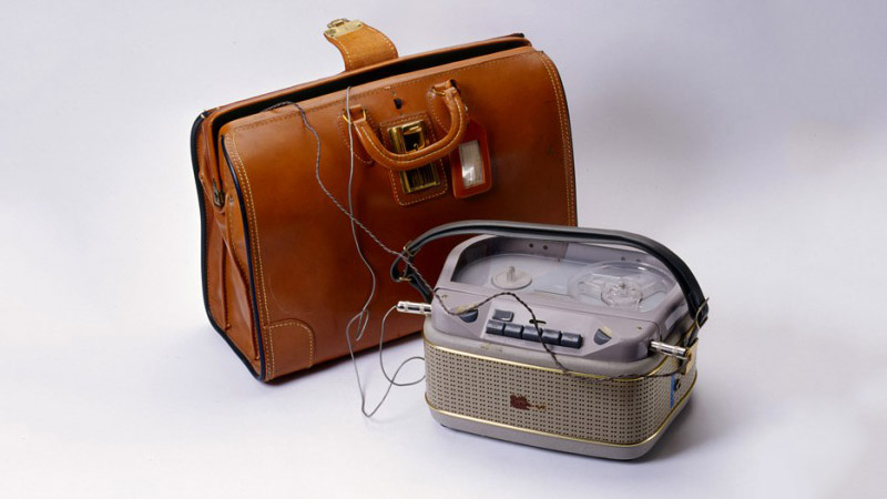 Briefcase Recorder