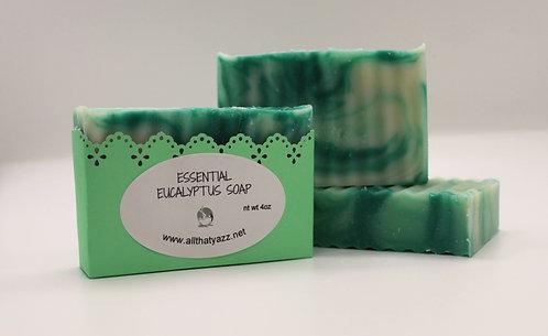 Essential Eucalyptus Soap
