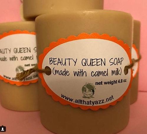 Beauty Queen Camel Milk Soap
