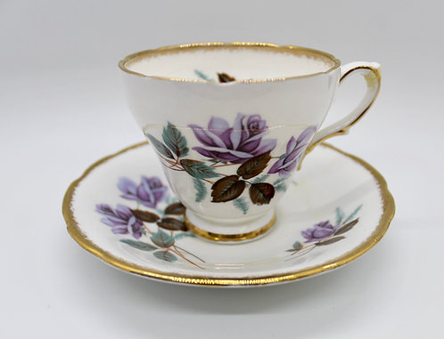 Royal Sutherland Teacup Candle