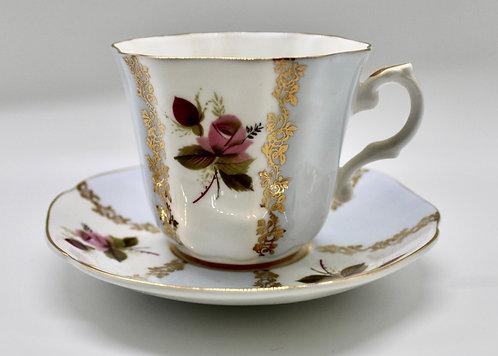 High Tea Teacup Candle