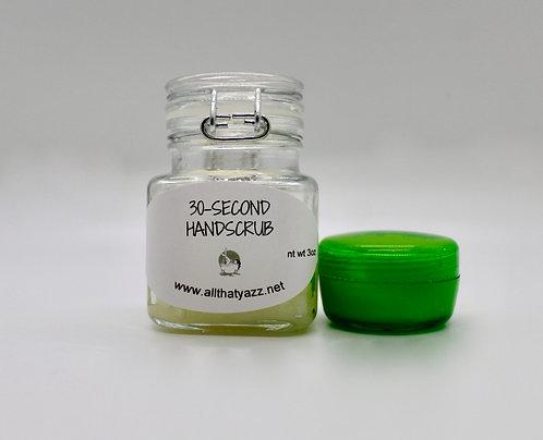 Eucalyptus 30-Second Handscrub and Balm