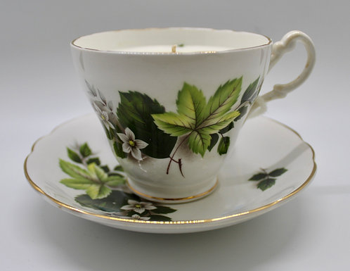 Royal Ascot Teacup Candle