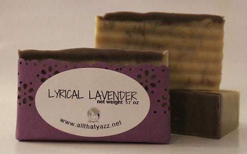 Lyrical Lavender