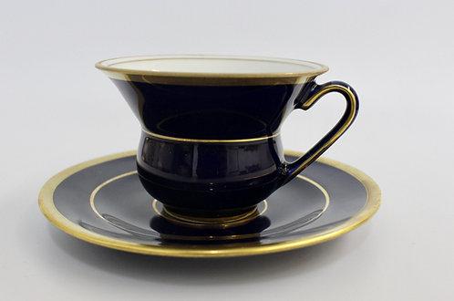 Kobalt Teacup Candle