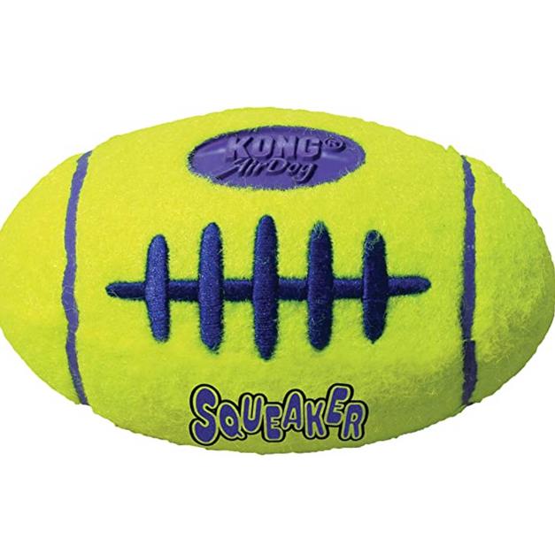 Kong Squeaker Football