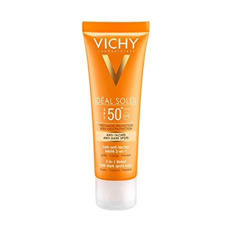 skin care cuidado de la piel belleza beauty cremas quitamanchas protector solar mujeres women fashion moda magazine revista trend vichy