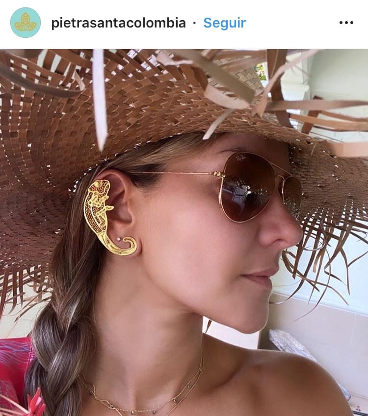 zarcillos, aretes, earrings, earcuff, maxi earcuff, accesorios, moda, belleza beauty, girly, tendencia, revista, magazine, panama, 2020