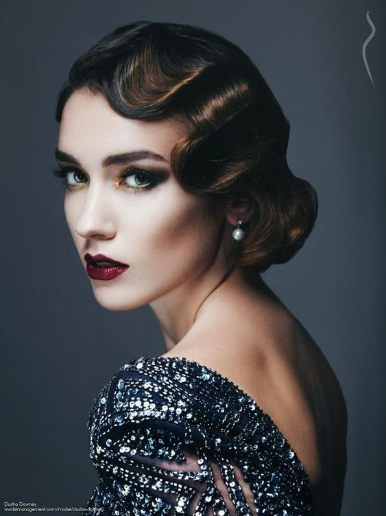hairstyle peinados retro vintage beauty belleza