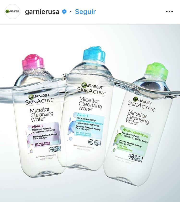 skin care cuidado de la piel limpieza facil face clean up agua micelar micellarwater belleza beauty blogger