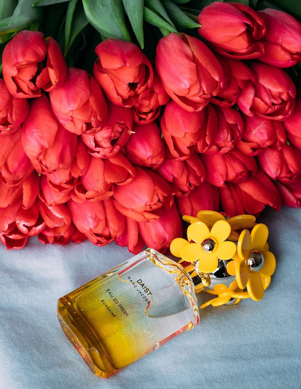 perfumes florales fragancia flores parfum buenos olores belleza beauty tendencias girly