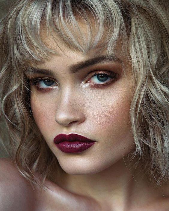 chili pepper color trend colores tendencia moda fashion otoño invierno 2019 fall revista magazine pty makeup lipstick labial maquillaje beauty belleza
