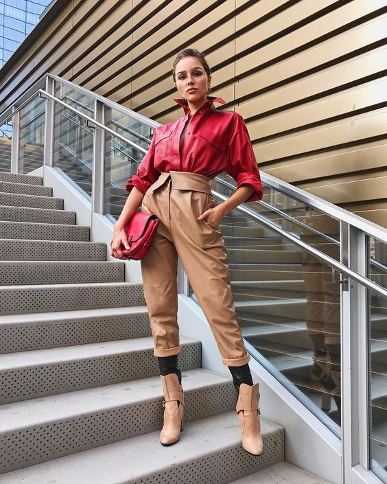 cuero leather origen natural sintetico look outfit inspiracion blogger fashionista fashionlover trend tendencia revista magazine panama pty