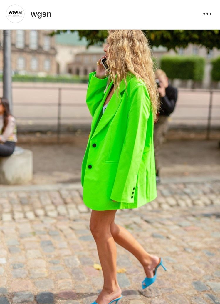 biolime color trend colores tendencia moda fashion verde lime green inspiracion revista magazine