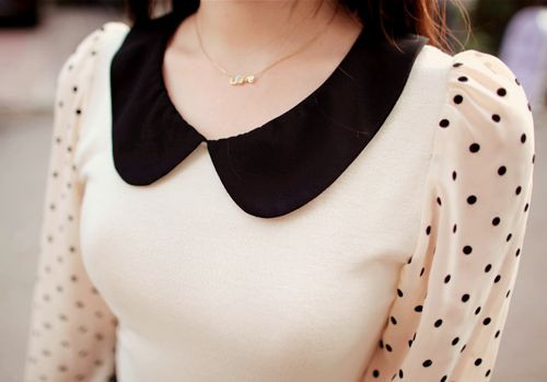 cuello de bebe baby collar moda fashion moda femenina mujeres tendencias trendy trend fashionista fashion lover panama pty magazine revista