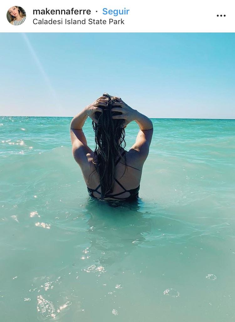 summer verano 2019 playas exoticas exotic beaches model vacaciones vacation miami florida caladesi island state park