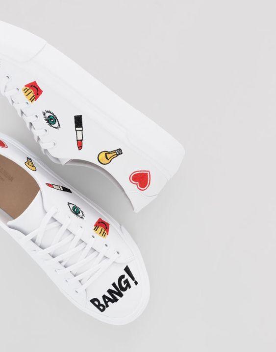 sneakers, zapatos, zapatos deportivos, zapatos personalizados, patch sneakers, tenis, tenis shoes, fashion, moda, tendencia, trend, shoelovers