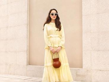 #ColorTrend Amarillo mantequilla, un color pastel que te encantará