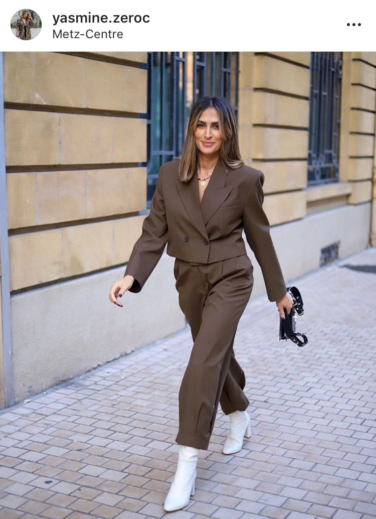 calzado blanco white shoes boots botas stilettos tacones high heels moda fashion tendencia trend trendy magazine revista must have blogger