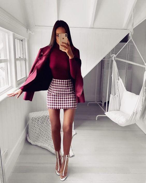 chili pepper color trend colores tendencia moda fashion otoño invierno 2019 fall revista magazine pty