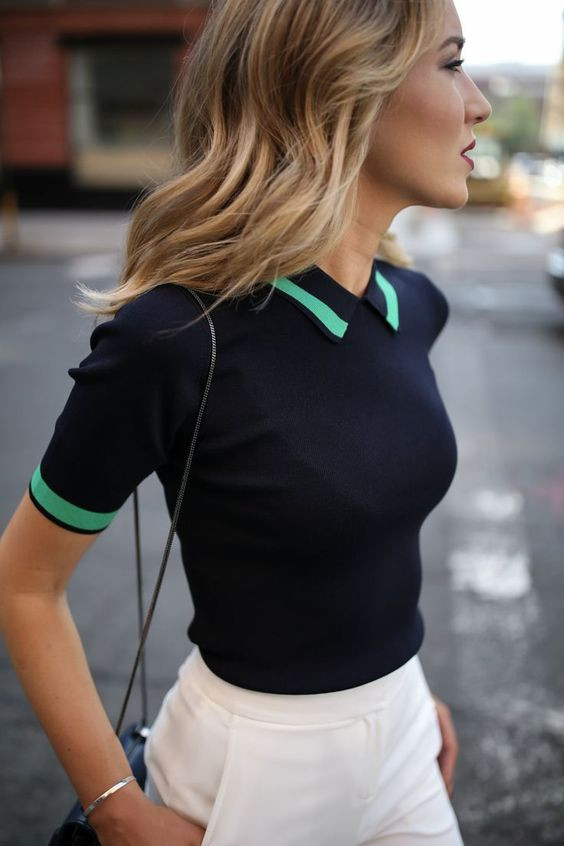 polo shirt camisa fall otoño tendencia trend moda fashion lover blogger revista magazine panama