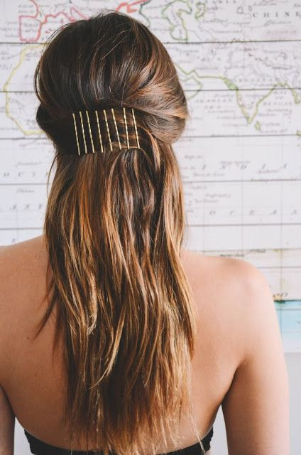 peinados hairstyle hair pin ganchos cabello estilista belleza bauty tendencias trend trendy fashionista fashion lover