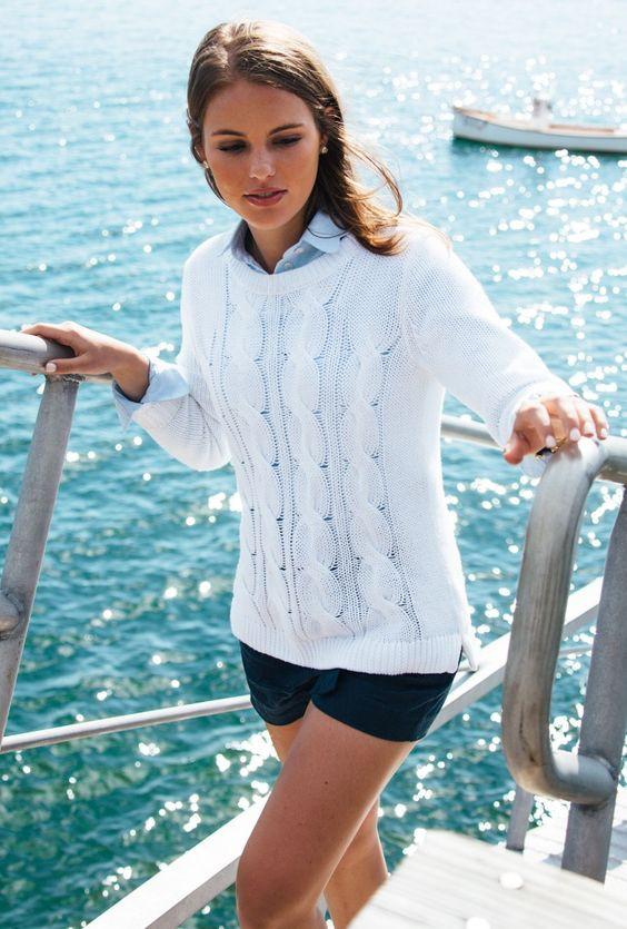 preppy style estilo preppy preppy girl preparatoria outfit inspo high class clase alta marcas look moda fashion magazine revista