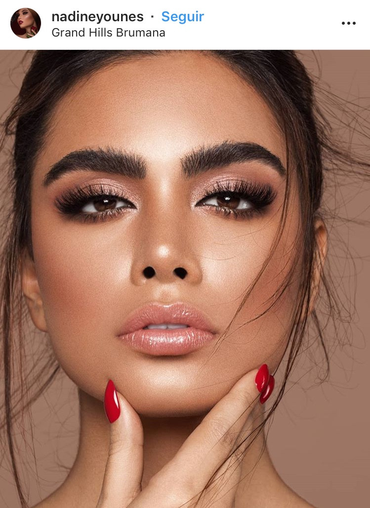 bronce makeup maquillaje bronce sombras belleza beauty tendencias 2019 mujeres girly