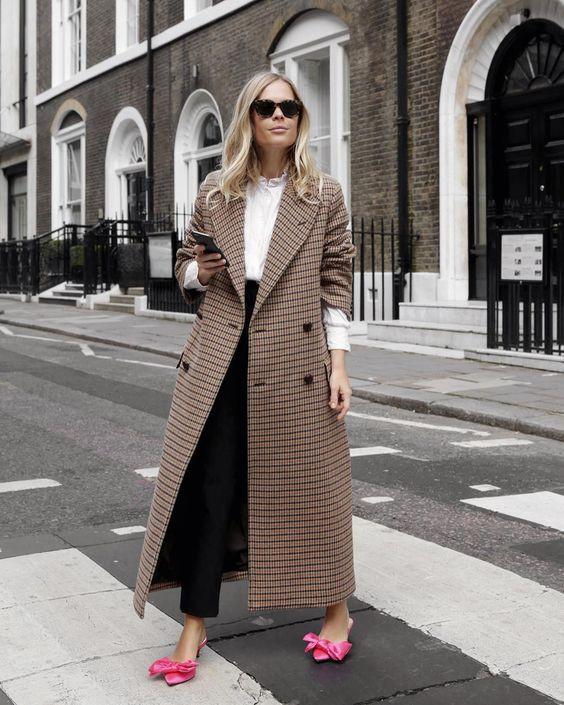 coat abrigo oversized ropa moda tendencia tend fashion magazine revista must have pasarela runway fall winter otoño invierno fashionista fashion lover outfit inspiracion look
