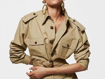 #TrendAlert City Safari: los vestidos del safari llegaron a la ciudad