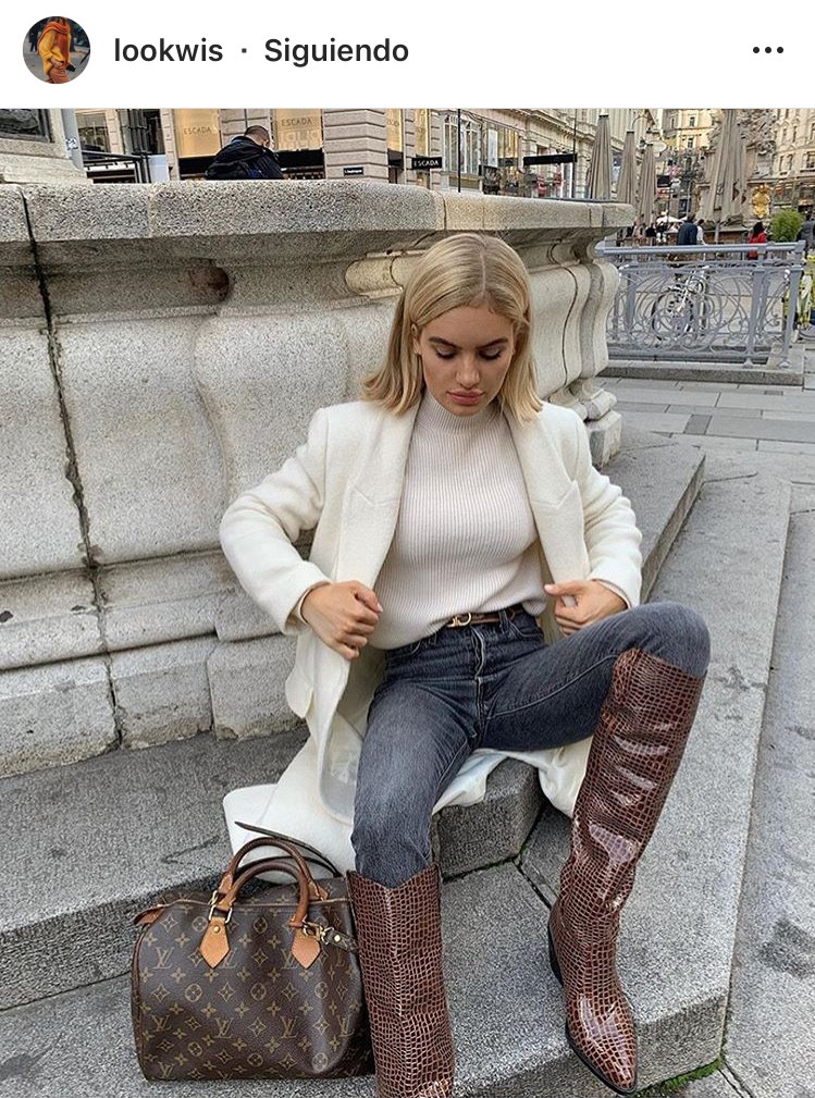 cowboy boots botas vaqueras calzado shoelover shoes zapatos moda fashion trendy trends tendencia magazine revista must have outfit look del dia