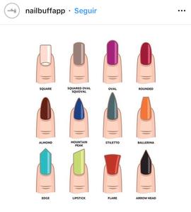 lipstick nails, uñas, nails trend, tendencias beauty