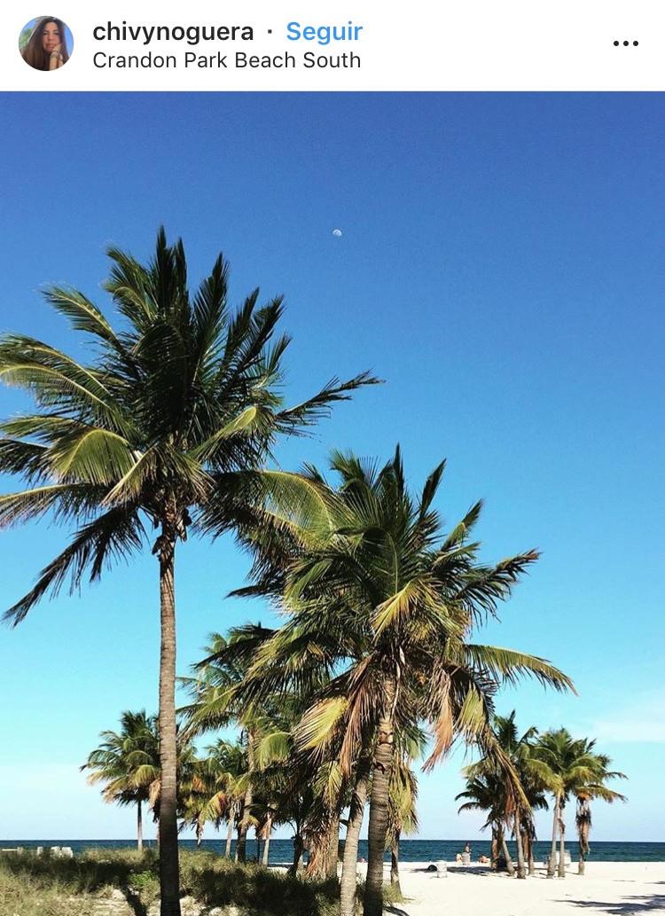 summer verano 2019 playas exoticas exotic beaches model vacaciones vacation miami florida crandon park brach