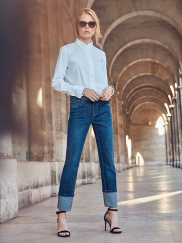 denim jeans pantalones baggy slouchy bombachos pinzas trend tendencia otoño invierno inspiracion moda fashion fashionista fashion lover