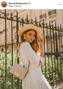 transparencias tendencias de verano summer trends fashion moda look del dia inspiracion outfit blogger vestido blanco