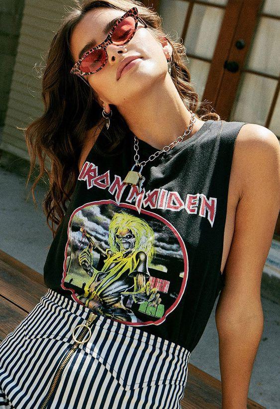 estilo grunge, grunge style, glam, chic, sofisticado, tendencias, trend, estilismo, stylist, outfit, inspiracion, fashionista, fashion lover, moda, fashion, revista, vestimenta, looks, girly