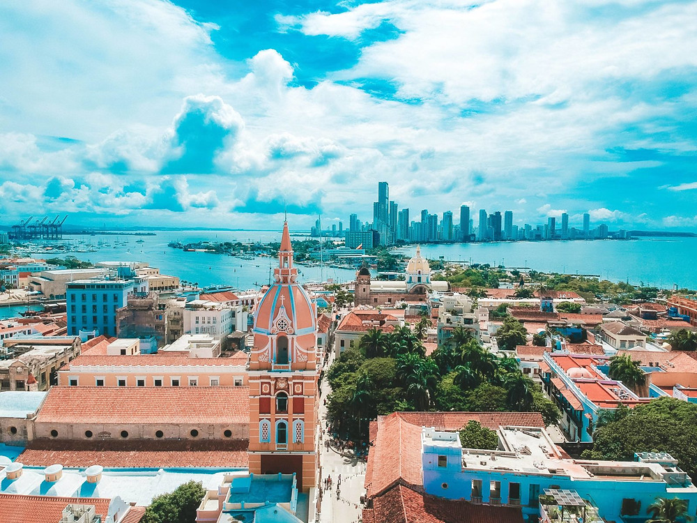 cartagena de indias, viaje, travel, suramerica, colombia, playas, turismo, playas, el caribe, traveler, viajeros