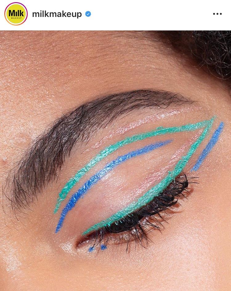 maquillaje, neon, makeup, belleza, beauty, trend, tendencia, verano 2020, revista, magazine, pty, panama