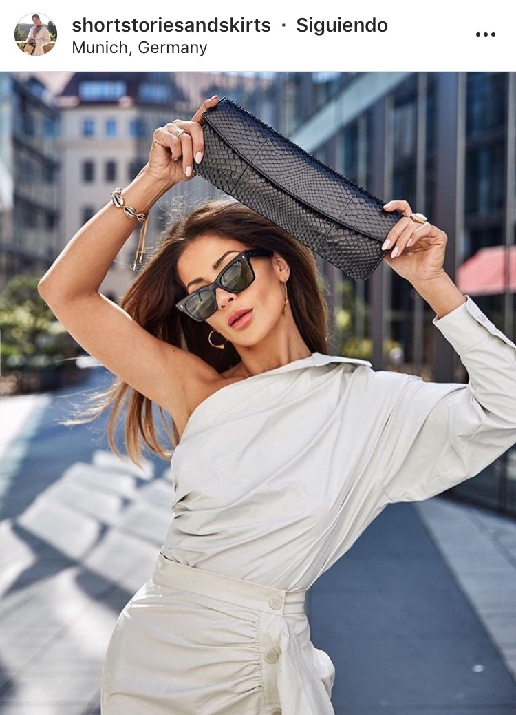 atuendos una sola manga one shoulder outfit tendencias trends fashion moda outfit inspiracion look bloggers