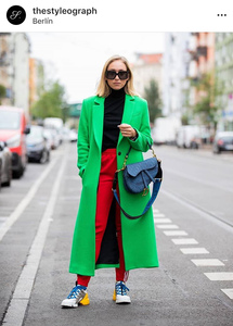 neon color colores fucsia pink amarillo yellow verde lima fashion moda tendencias trend pasarelas streetstyle fashion lover fashionista revista magazine panama pty