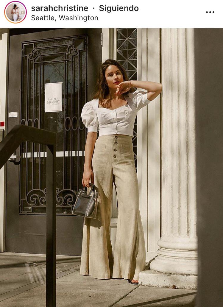 palazzo bota ancha pantalones pants moda retro vibes fashion trend revista magazine panama outfit inspiration look del dia fashionlover