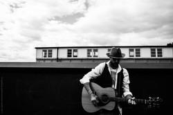 Dave Livings - Music video artwork