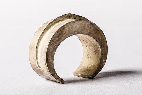 Crescent Folded Bracelet 60MM PARTS OF FOUR TEL AVIV THEGATE24