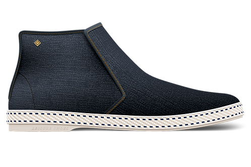 MONTANTE DARK BLUE JEAN RIVIERAS SHOES HOMME TEL AVIV AT THEGATE24