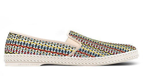 LORD ZELCO MULTICOLOR RIVIERAS SHOES MEN TEL AVIV AT THEGATE24