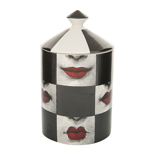 Labbra Scented Candle 300g FORNASETTI TEL AVIV AT THEGATE24