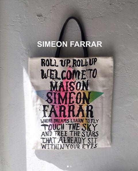 SIMEON FARRAR BAGS ISRAEL