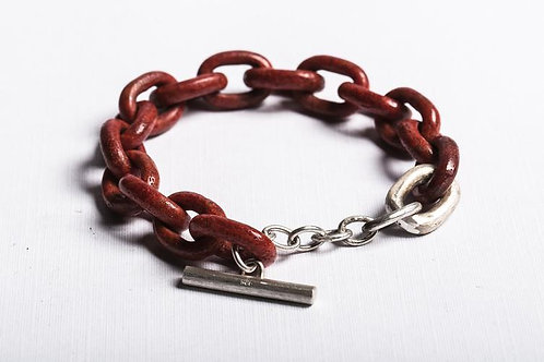 Toggle Coral chain bracelet P4 Tel-Aviv Israel Thegate24