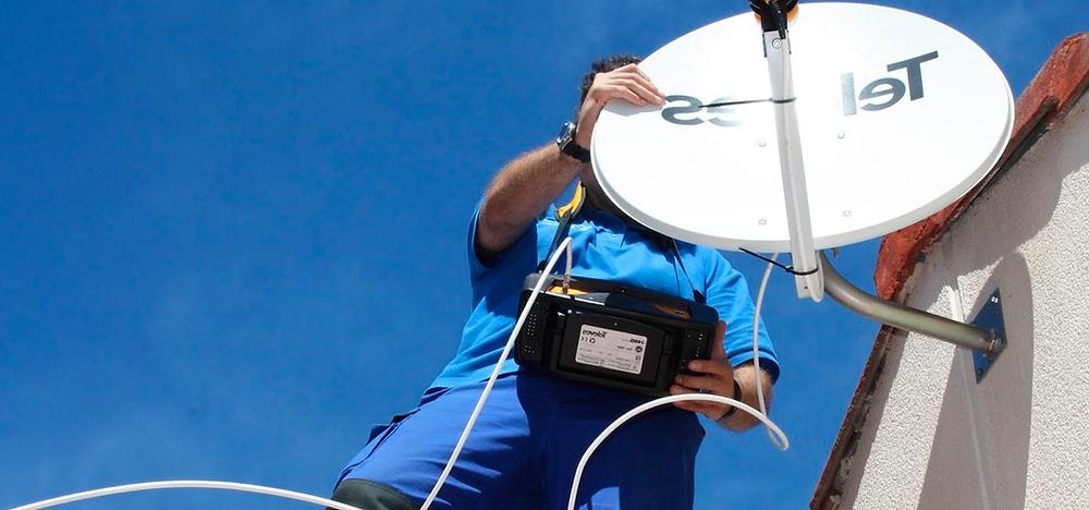 antenista na zona leste apontamento de antenas via satélite ku